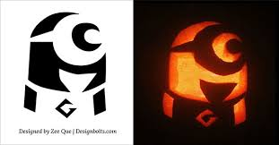 Small Pumpkin Carving Patterns Free Printable by 10 Best Free Minion Pumpkin Carving Stencils Patterns U0026 Ideas