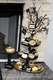 halloween decorations ghosts around tree halloween tree