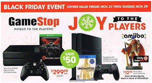 playstation 4 deals on black friday gamestop u0027s 2015 black friday deals have leaked of course
