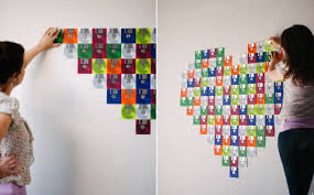 wedding backdrops diy picture of diy floppy disk heart wedding backdrop