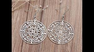 filigree earrings silver filigree earrings designs filigree earrings sterling