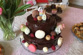 best chocolate birthday cake fit food