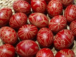 wax easter egg decorating upcoming events traditional easter egg decoration the wax