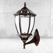 solar outdoor house lights best modern solar outdoor wall light for house designs philips