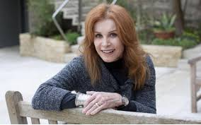 stefanie powers at 73 u0027everybody should get a medal at a certain