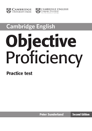 objective proficiency exam practice