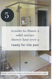 Ez Shower Pan by Best 25 Tile Shower Pan Ideas On Pinterest Diy Shower Pan Diy