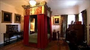 Castle Bedroom Furniture Glamis Castle Indoor Shot Scotland Hd Stock Video Footage