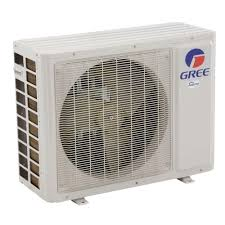 ductless mini split concealed gree ultra efficient 18 000 btu 1 5ton ductless mini split air