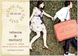 creative save the dates creative save the date ideas wedding weddings and travel themes