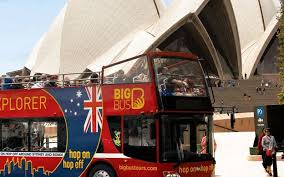 hop on hop sydney australia big sydney bondi explorer hop on hop tour book