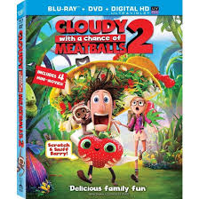 cloudy chance meatballs 2 2 discs includes digital