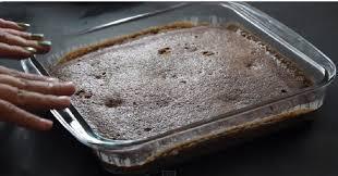 cuisine facile sans four un gâteau au chocolat sans four en 5 minutes top chrono le secret
