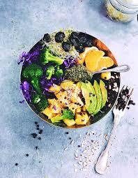 sur la cuisine 30 recettes anti stress pour garder forme et vitalité bowls foods