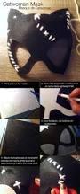 Halloween Masks Craft Ideas by Best 20 Catwoman Halloween Costume Ideas On Pinterest Diy