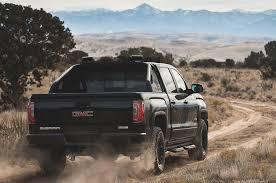 Gmc Sierra Truck Bed For Sale 2016 Gmc Sierra All Terrain X Aims To Fight The Ram Rebel