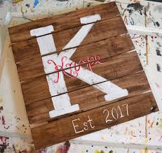 state wood november 16 2017 ohio state wood pallet painting