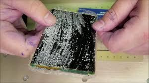 repair glass samsung galaxy s6 edge glass repair only part 1 success youtube