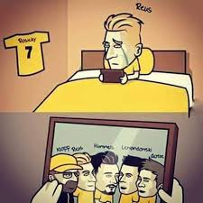 Marco Meme - depressing marco reus meme if you re a dortmund fan sportige