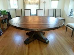 72 pedestal dining table amish built reclaimed antique barn wood round pedestal table