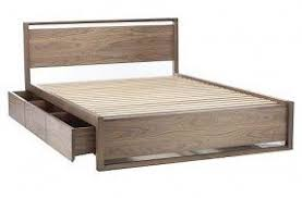 oak storage bed foter