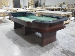 American Pool Dining Table Hand Made 12 U0027 Custom Craps Table By American Table Games