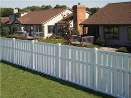 plastic fence panels for your garden decoration best house design