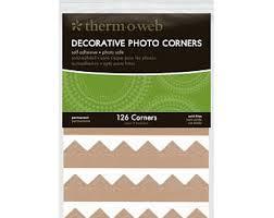 Photo Album Corners Photo Album Corners Etsy