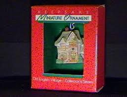 hallmark ornaments 1988