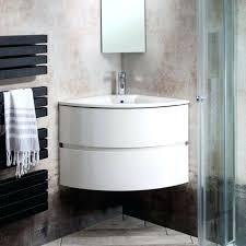 Small Corner Vanity Units For Bathroom Bathroom Corner Vanity Unit Small Corner Basin Vanity Unit Centom