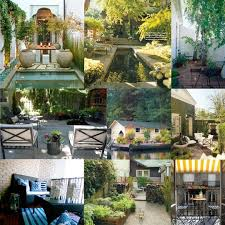 small outdoor spaces inspiration board small outdoor spaces home infatuation blog