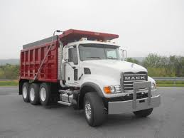 mack dump truck 2007 mack cv713 for sale 79 900 or make offer tri axle steel
