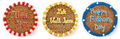 mrs fields cookie cakes mrs fields big cookie cake real reviews