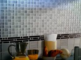stainless steel tile backsplash ssmt269 kitchen mosaic glass wall