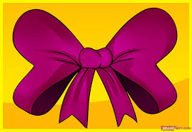 in hair bow how to draw a hair bow step by step stuff pop culture free