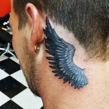 80 cute behind the ear tattoos nice u0026 gentle tattoo journal