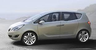 auto con porte scorrevoli nuova opel meriva una monovolume con le porte scorrevoli