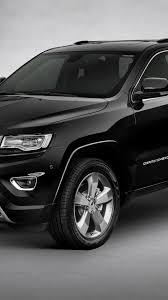 jeep grand cherokee all black download 1080x1920 jeep grand cherokee black suv side view