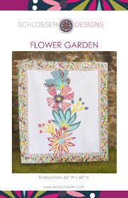 flower garden quilt pattern flower garden quilt pattern