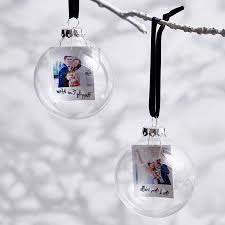 christmas tree decoration set sophia victoria joy personalised
