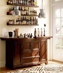 Bar Wall Shelves by Bar Wall Shelf Furniture