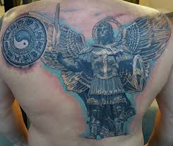 24 awesome tattoos on back