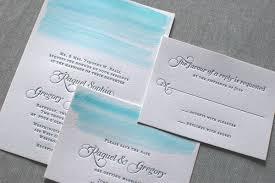 diy watercolor wedding invitations locke