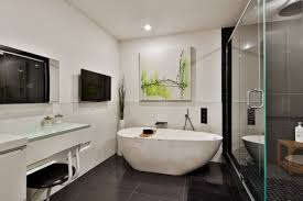 Neptune Bathroom Furniture by Conception Uni D Project New Construction Condo Laval