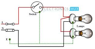 how to wire a l with multiple bulbs electrical wiring systems and methods of electrical wiring