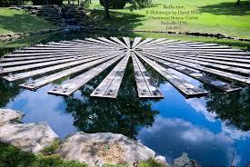 reflection by david wood cheekwood botanical garden nas flickr