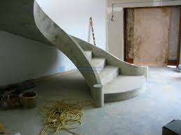Outer Staircase Design Bathroom Appealing Cantilevered Concrete Stair Design Image