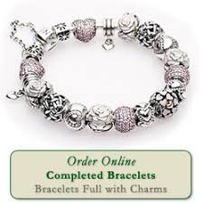 completed pandora bracelets bracelet ideas and pictures