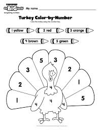pre kindergarten thanksgiving worksheets u2013 festival collections
