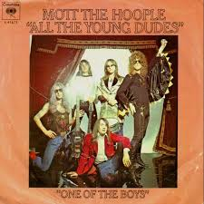 45cat mott the hoople all the dudes one of the boys